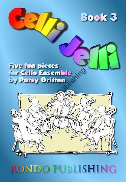 Celli Jelli Book 3